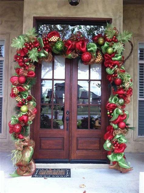 mailbox weihnachtsdekoration decoraci 243 n navide 241 a exterior ideas foto ella hoy