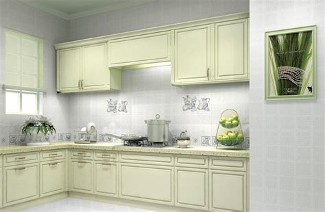 Kitchen Design Green Pale Green Kitchen Cabinets Green Kitchen Interior Design Quicua Tile Kitchen Backsplash
