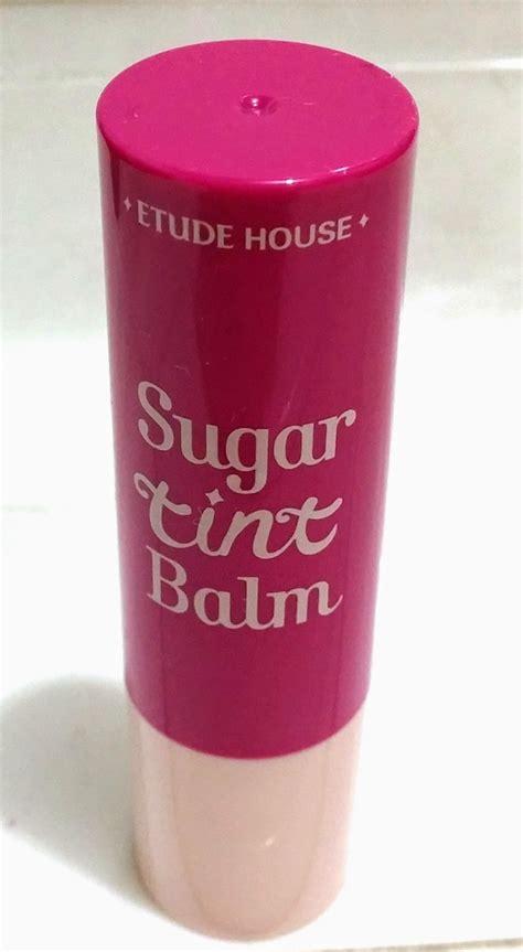 Etude Sugar Tint Balm wateryscenery etude house sugar tint balm 7 grape jam