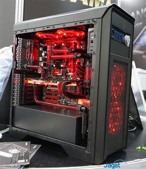Dazumba D Tec 921 Mini Pc computex 2015 booth raid sama oem casing dazumba