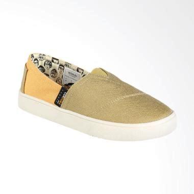 Sepatu Slop Wakai Navy 02 jual sepatu wakai asli pria wanita harga murah blibli