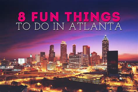 fun     atlanta lifestyle travel blog