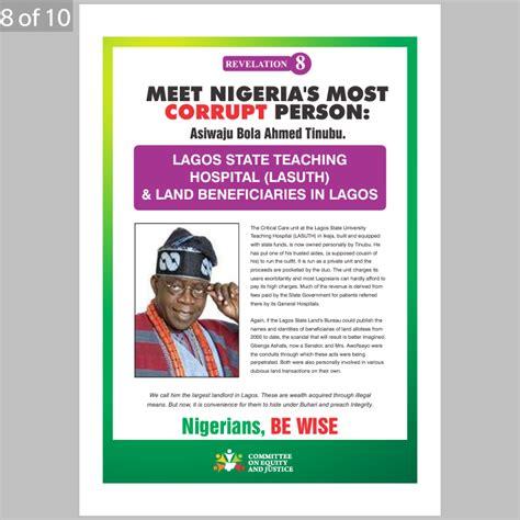 meet nigeria s five worst meet nigeria s most corrupt politician politics nigeria