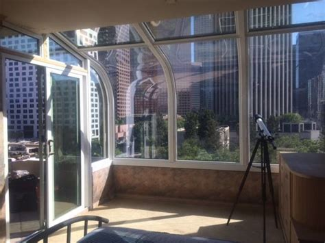 Sunrooms Los Angeles curved window sunrooms in downtown los angeles industrial sunroom other metro by