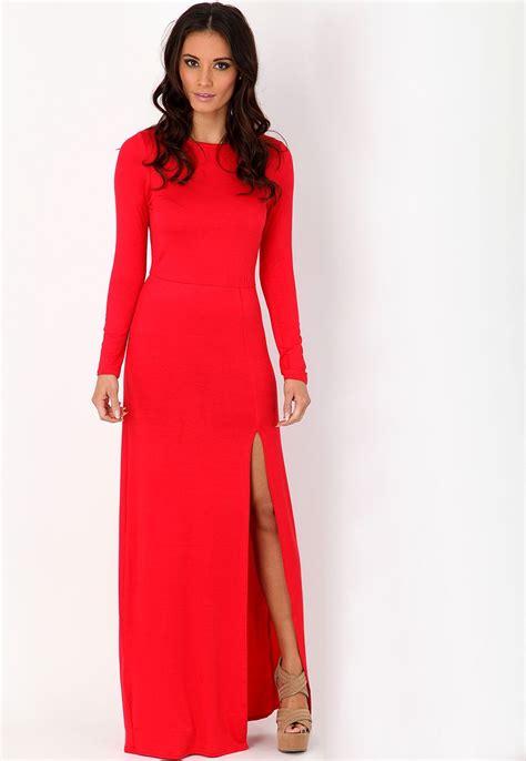 long sleeve casual maxi dress maxi dress  sleeves