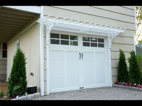 Garage Sale Finder Arbor How To Build A Garage Pergola This House