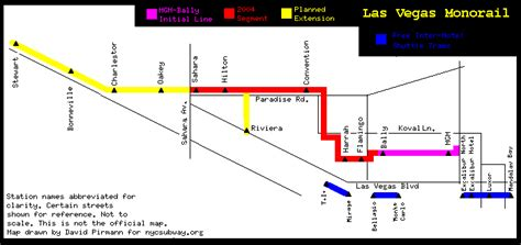 las vegas tram map world nycsubway org las vegas nevada