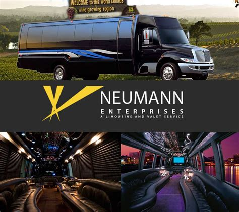 Luxury Limousine by Luxury Limousine Neumann Enterprises