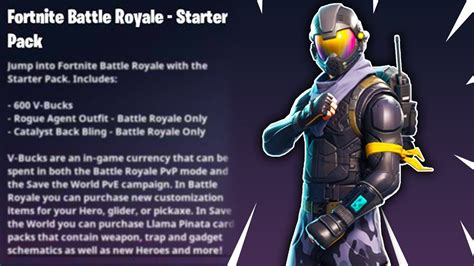 which fortnite skin should i buy should you buy the starter pack new fortnite starter
