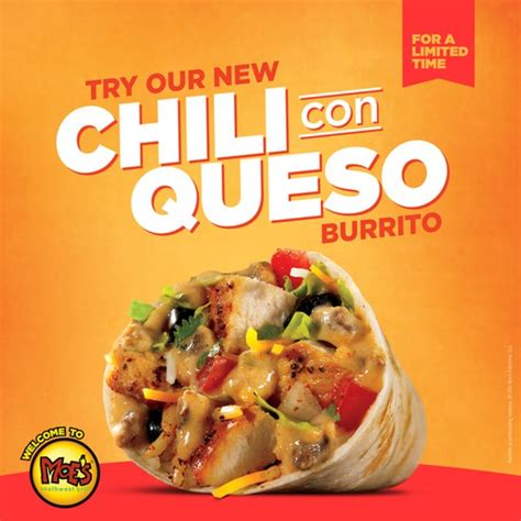 Moes Gift Card - prize drawing moe s southwest grill gift card to try their new chili con queso the