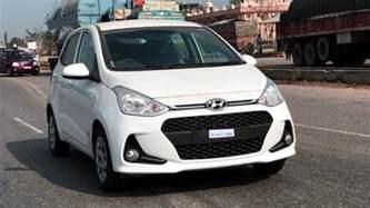 Hyundai I10 Price In Usa 2017 Hyundai Grand I10 Facelift India Launch Price