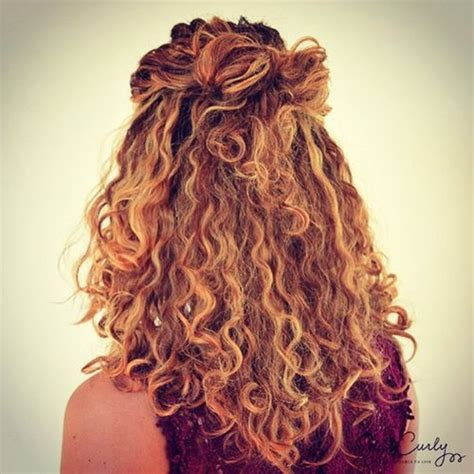 Hairstyles For Curly Thick Hair by 50 Most Magnetizing Hairstyles For Thick Wavy Hair