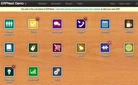 best free erp top 10 free open source erp software for small business