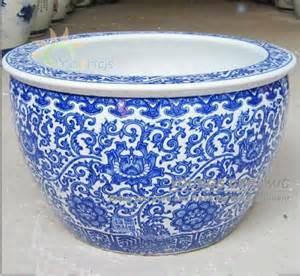 large size ceramic garden flower plant pots