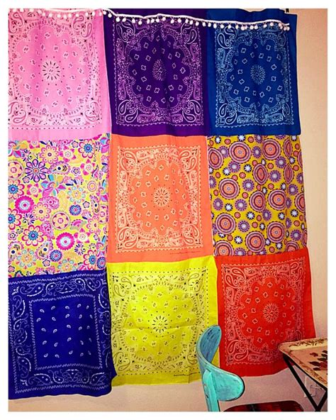 bandana curtains 17 best ideas about bandana curtains on pinterest towel