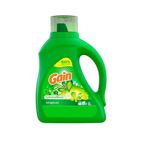 Detergen Liquid Laundry gain original liquid laundry detergent gain