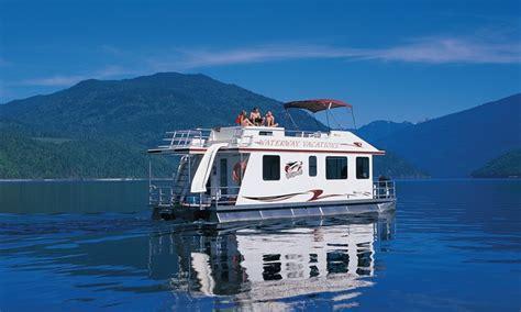waterway houseboats waterway houseboats groupon - Houseboat Deals