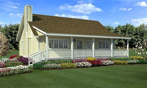 small home plans with porches country house plans with porches small country farmhouse