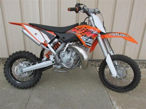Ktm 65 Sx Price Tags Page 6 New Or Used Motorcycles For Sale