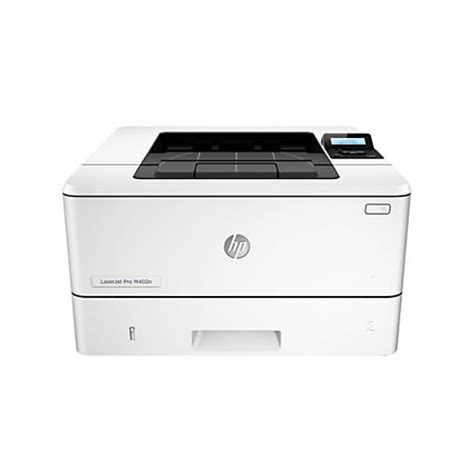 Printer Hp M402n hp laserjet pro 400 m402n monochrome laser printer with jetintelligence by office depot officemax