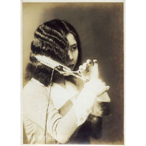 1920s Hairstyles Curling Iron | 1920 s hair curling iron vintage photos pinterest