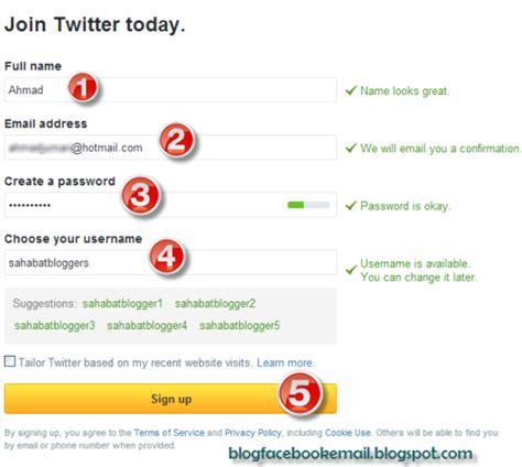 membuat akun twitter jadi verified cara daftar membuat akun twitter baru langsung jadi