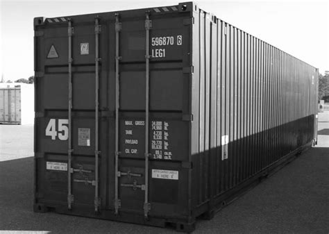 high cube pallet wide container highcube palletwide container