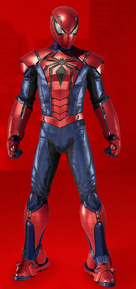 Spider-Man PS4 suits: every costume & comic book ... Iron Man 3 Logo Png