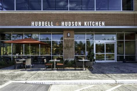 hubbell hudson kitchen the woodlands menu prices