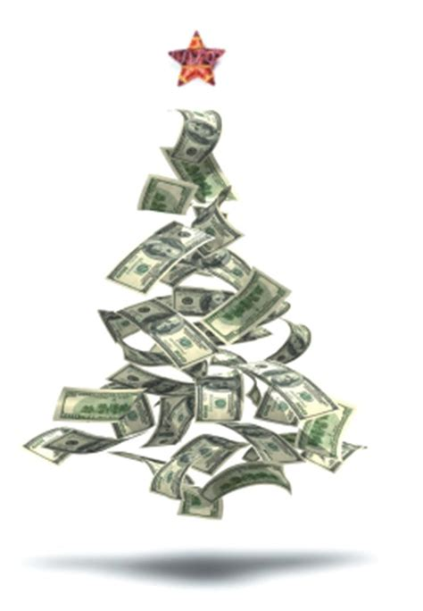 money tree tree made out of money christmas tree out of
