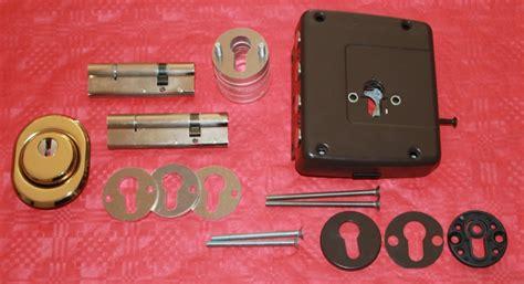 serrature elettriche per porte in legno serrature di sicurezza da applicare serratura europea