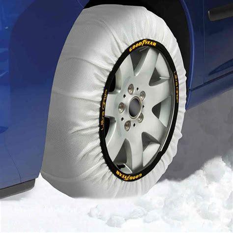 pack de 2 cadenas de nieve textiles goodyear god8015 talla xl goodyear ultra grip 2 cadenas nieve