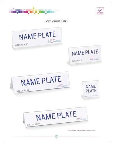 name plate template office name plates designs studio design gallery