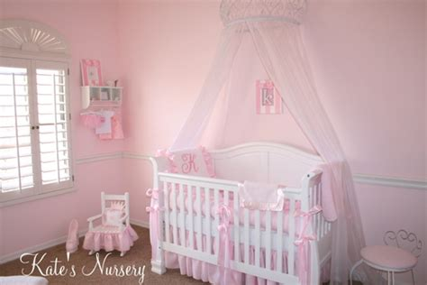 pink baby rooms pretty in pink nursery