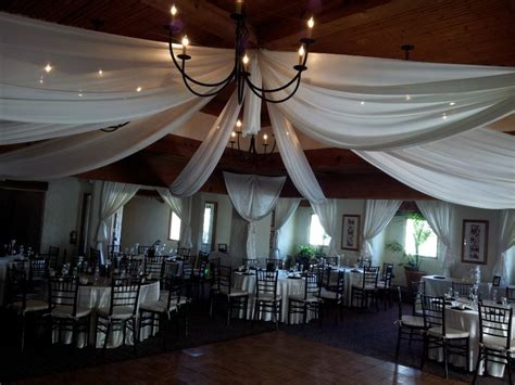 ceiling drapes for rent rent wedding decorations