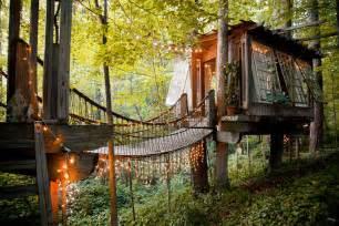 secluded treehouse compound atlanta georgia adventure