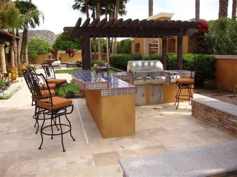 Building A Kitchen Island Plans by 16 Best Fanci Outdoor Barbeque Area Images On Pinterest