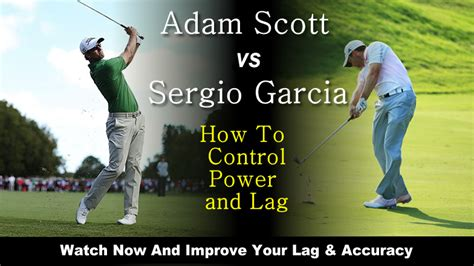 sergio garcia swing speed lag in golf rotaryswing com blog store