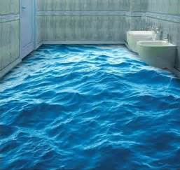 Floor Mats For Pool Bathrooms Bringing The Outdoors Inside With Epoxy Floors