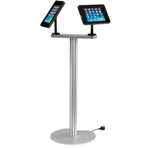 ipad easel stand ipad duo display stand access displays