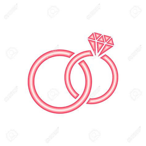Wedding Rings Gif by Ring Clipart Wedding Pencil And In Color Ring
