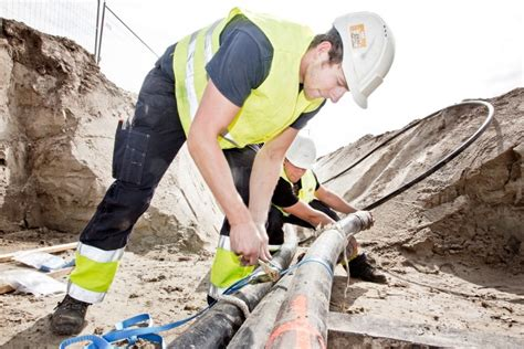 buried cable installation tips for successful outside plant osp installation fs