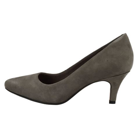 clarks formal court shoes isidora