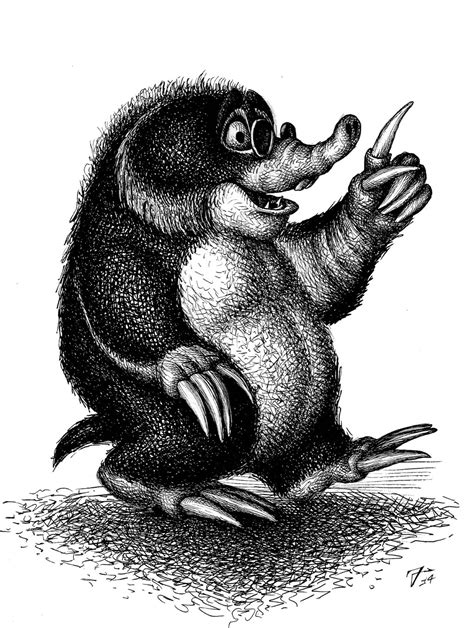 The Wind in the Willows - Mole by nik159 on DeviantArt