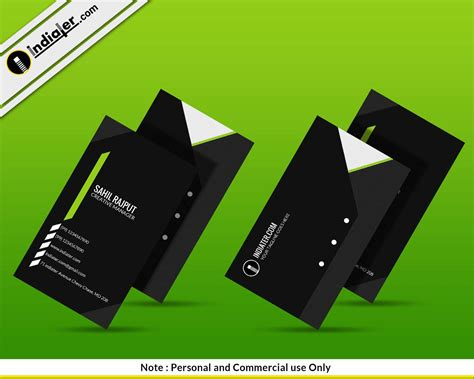 green business card templates psd green business cards psd images card design and card