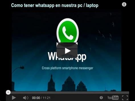 tutorial whatsapp pc bluestacks tutorial tener android play strore whatsapp en la pc