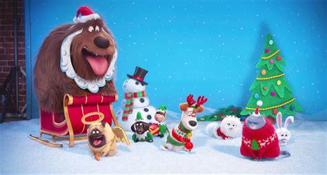 secret life  pets holiday trailer