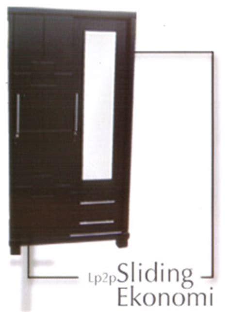 Ranjang Rak Sepatu Nakas Bedroom Set Mini lemari sliding ekonomi 2 pt toko kasur bed murah