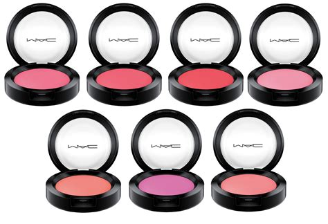 Mac Cosmetics Powder Blushes by Mac Cosmetics Flamingo Park Collection Info Swatch And