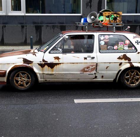 Rost Auto by Oldtimer Pflege Das Verkannte Wundermittel Gegen Rost Welt